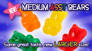 NEW PRODUCT! Try our newest candy today!